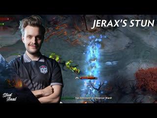 Jerax's stun