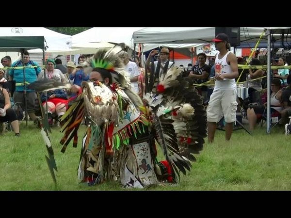 Men's Traditional Storm Boyz Raritan Powwow Redhawk Native Arts