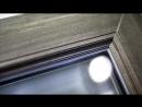 Профиль Edinburg с ламинацией цвета Антик