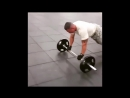 Тренировка Американского солдата в тренажерном зале 720p mp4