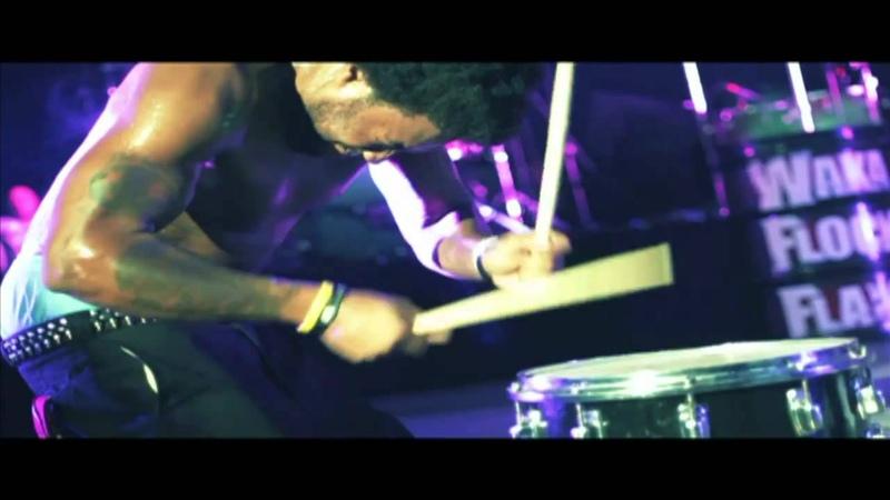 Waka Flocka Flame B.o.B - Fist Pump (Official Music Video 31.07.2012)