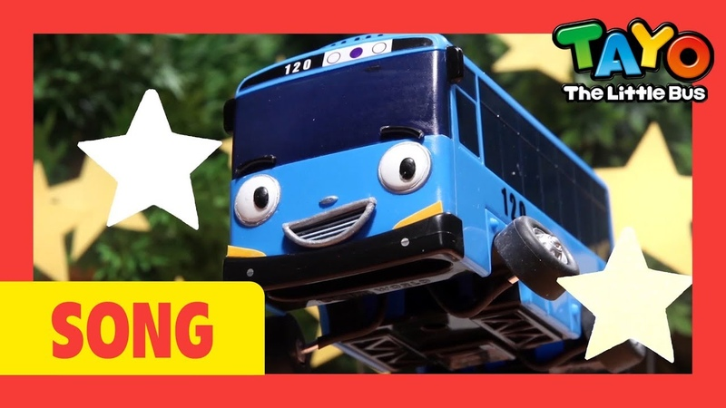 Twinkle Twinkle Little Star and more 60min l Nursery Rhymes l Tayo the Little Bus
