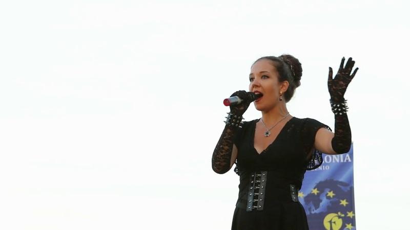 Tanya Ponomareva - Der Hölle Rache kocht in meinem Herzen (Arie der Königin der Nacht), Mozart. Queen of the night