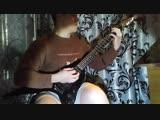 Обкатка новой гитары, MetalCore (Drums)