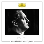 Wilhelm Kempff альбом Wilhelm Kempff, Piano (Vol.2)