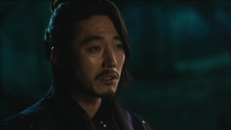 [Shine or Go Crazy] 빛나거나 미치거나 23회 Jang OH are reunited with tears 오연서-장혁, 눈물로 재회 20150406