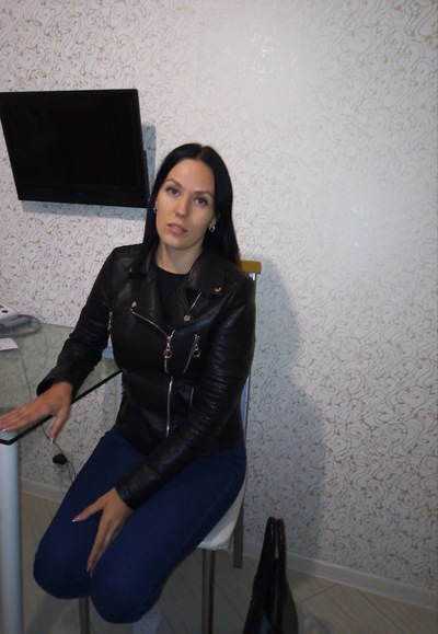 Оксана Светикова