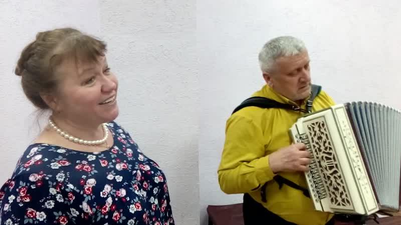 Может быть Исполняют Виктор Дмитриев и Елена Громова