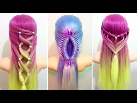 Amazing Hair Transformation ❀ New Hairstyles Compilation 2018
