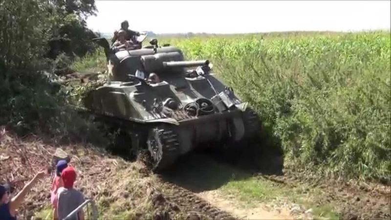 Tanks in Town, Mons - Août 2015 10/12