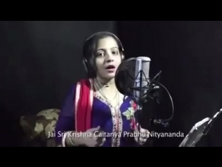До слез! Harivallabha Dasi - Махамантра(Харе Кришна) Hare Krishna
