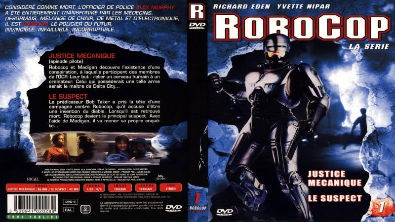Робокоп (сериал) 15.Железный человек (1994-1995)