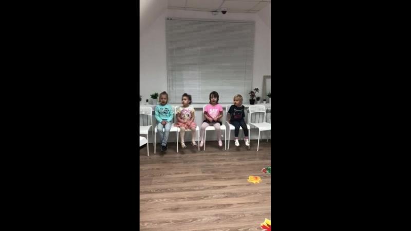 Вокальный кружок млад группа октябрь 2018г