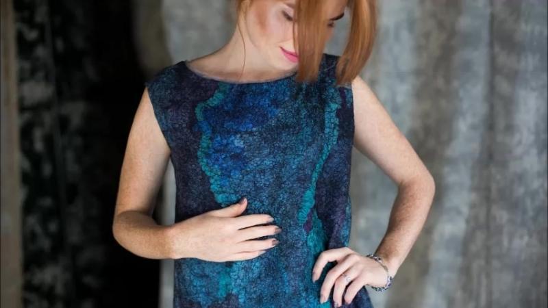 Elena Ustinova Felt Fashion смотреть онлайн без регистрации