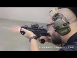 Тестирование PDW-конвертера EXO ONE (X01) для пистолета Sig SauerP320
