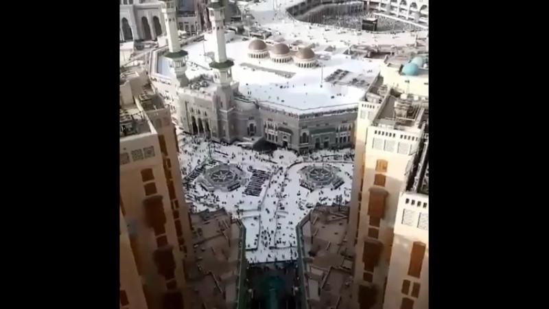 Мекка — место куда стремится сердце каждого верующего мусульманина.