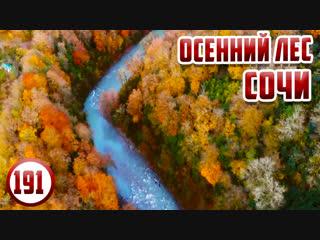 ✅ ИГОРЬ БЕЛОЯРОВ Видео с воздуха, горы, осенняя природа Сочи | Квадрокоптер
