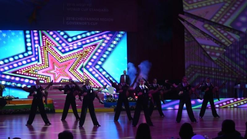 Кубок мира по танцевальному спорту в Челябинске. Команда «Дуэт» чемпионы мира по латиноамериканским танцам
