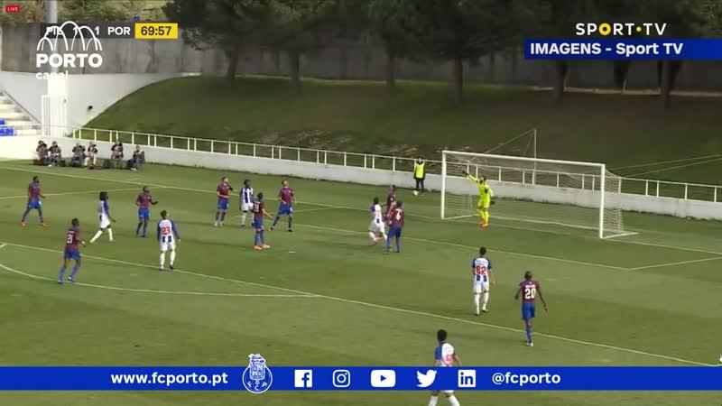 Cova da Piedade-FC Porto B, 1-1 (resumo)