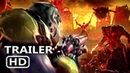 DOOM 2 Official Trailer 2019 E3 Doom Eternal Game HD