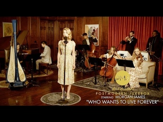 Who Wants to Live Forever- Queen ('West Side Story' Style Cover) ft. Morgan James