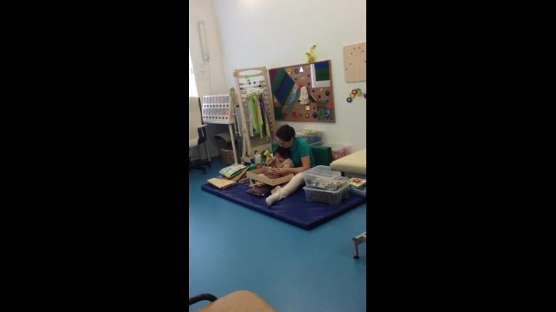 Сбор закрыт Занятия Худоян Милены Необходима помощь в сборе средств на продолжение лечения