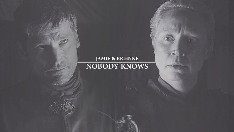 Jaime Brienne   Nobody Knows