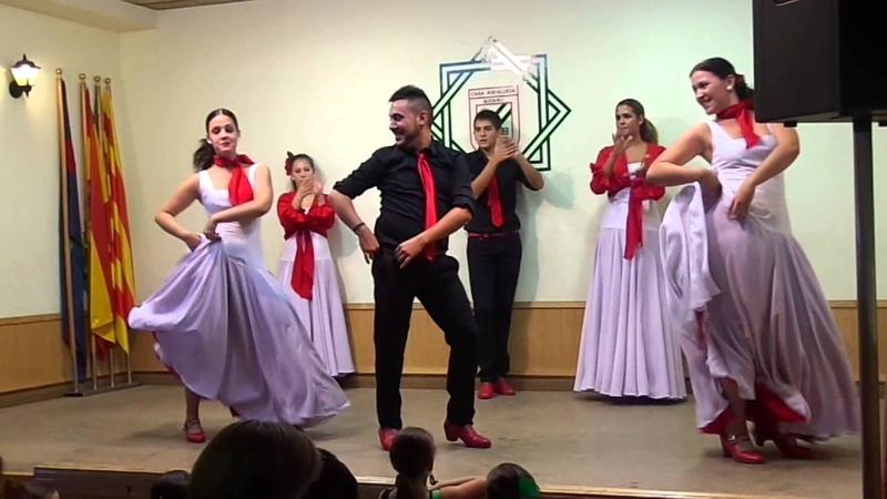Algazara Triana, Punto Y Aparte Festival 30-09-12