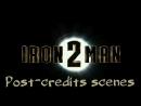 «Железный Человек 2». Сцена после титров