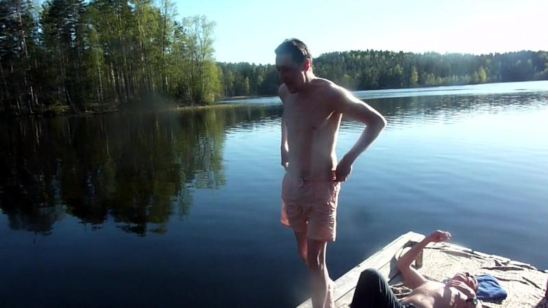 как Кир Саныч купательный сезон открыл