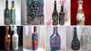 20 идей декора бутылок Декор своими руками