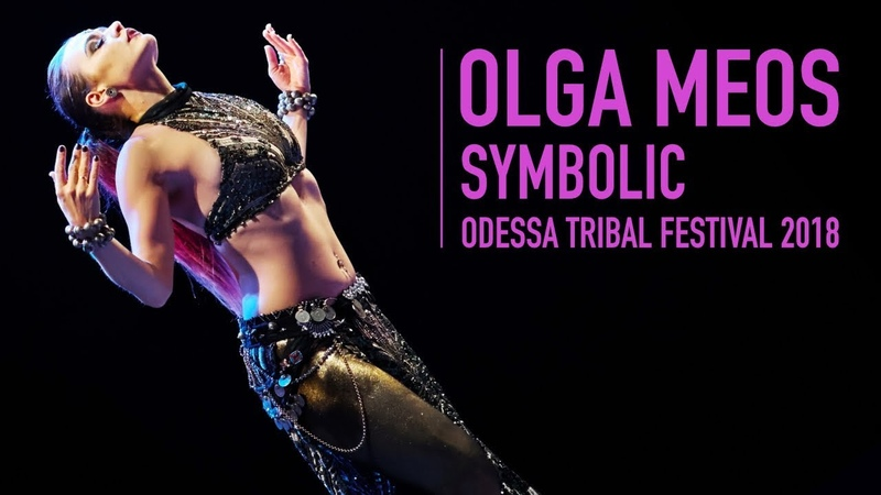 Olga Meos Odessa Tribal Festival SYMBOLIC Tribal Fusion Belly Dance