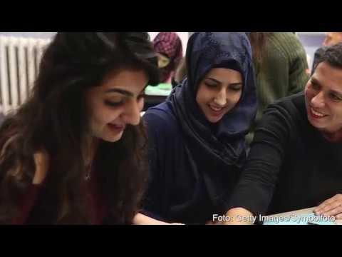 Lehrer besorgt Immer mehr radikalisierte islamische Kinder an Schulen