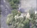 Ополченцы Донбасса разгромили позиции батальона Айдар