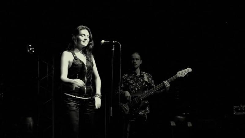 Мария Рубановская и Jungle Jam - Personal Jesus live @ Jagger 02.10.2011