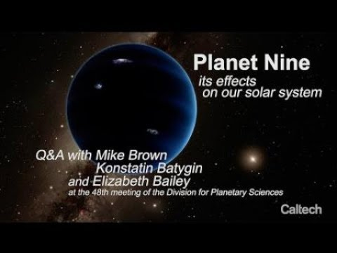 FAMOUS Astronomer Links PLANET X To CLIMATE CHANGE And ASTEROID THREAT