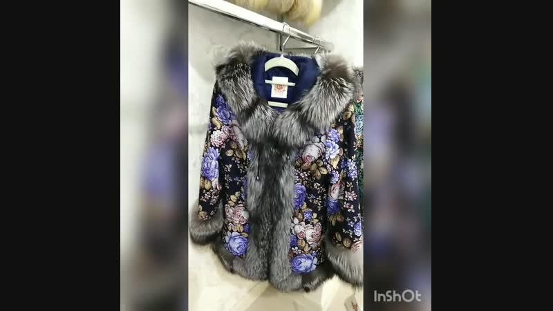 Авторские куртки из павловопосадских платков с натуральной меховой отделкой от Селецких 89288468116, 89384403363