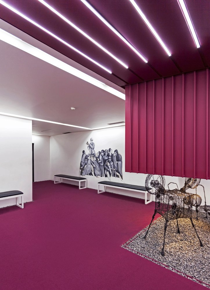 Tirajhe Cinema / Admun Studio