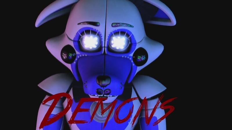 [SFM] Demons - Imagine Dragons (Cover by Jasmine Thompson).