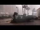 Ураган Михаел.Панама Сити Флорида Бич США