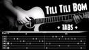 Тили-Тили-Бом (разбор для гитары) ТАБЫ
