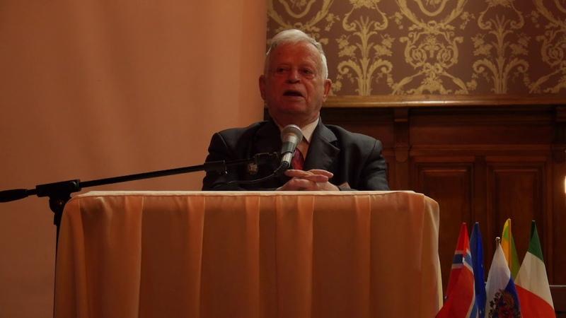 IX World Scientific Congress Speech by Prof Alexandr Subetto