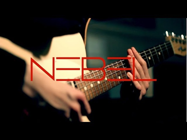 Rammstein - Nebel Instrumental Guitar cover by Robert Uludag/Commander Fordo