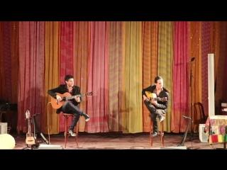 Nilda FERNANDEZ - 1 - concierto Federico GARCIA LORCA -circo ROMANES Paris 07-04