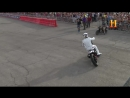Travis Pastrana Jumps 52 Crushed Cars_ EVEL LIVE