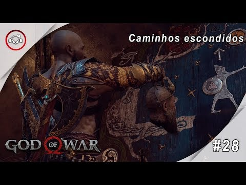 God of War, Caminhos escondidos Gameplay 28 PT-BR