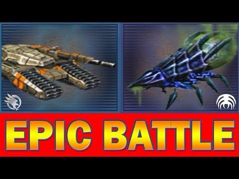 GDI Predator vs Scrin Corrupter, which is better