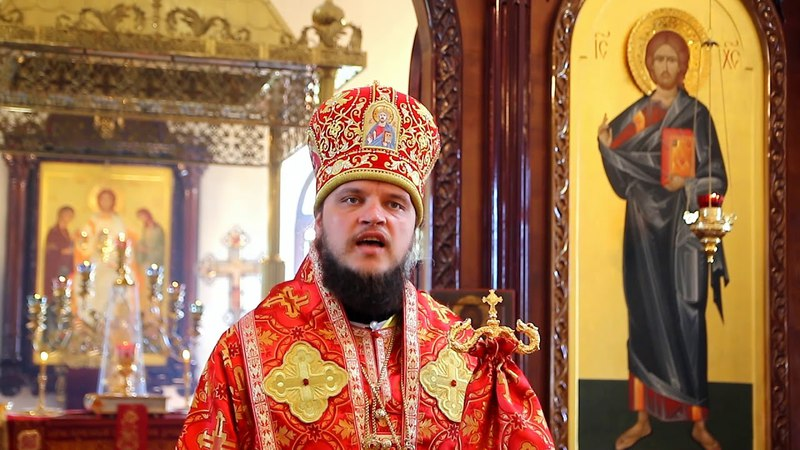 Слово в праздник Преполовения Пятидесятницы и день памяти святой блаженной Матроны Московской