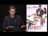 Pineapple on pizza? The cast and crew of #LittleItaly have some strong opinions. ?