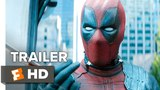 Deadpool 2 Final Trailer Movieclips Trailers